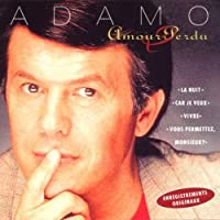 Amour Perdu by Salvatore Adamo