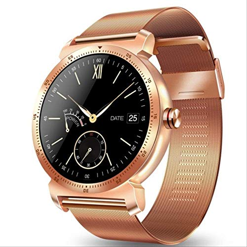 Bluetooth Smart Watch, hartslagmeter Outdoor stappenteller Sportarmband voor kinderen Dames Heren Activity Tracker