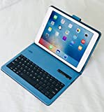 Yatale Folio Bluetooth Keyboard case for IPAD air/air2/pro9.7,New ipad2017