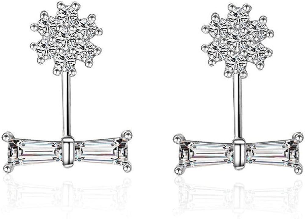 Cuff Earringsrear Hanging Earrings