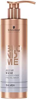 BlondMe by Schwarzkopf Blush Wash Silver 250ml