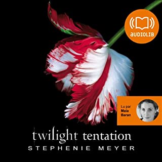 Tentation audiobook cover art