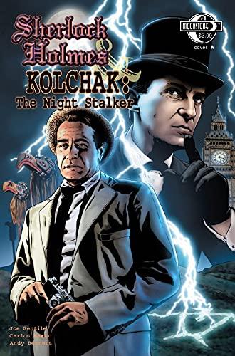 Sherlock Holmes & Kolchak: The Night Stalker #1 (of 3) (English Edition)