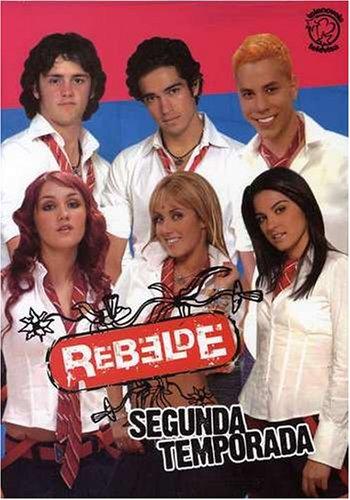 Rebelde-Segunda Temporada [Alemania] [DVD]