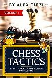 Chess Tactics: 180 Instructional Chess Problems For Beginners (volume)-Terzi, Alex