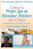 Aromaterapia y Terapias Naturales para Cuerpo y Mente: La Guía Holística para Bienestar, Equilibrio y Belleza: Volume 1 (Crea Tu Propio Spa de Bienestar Holístico en Casa)