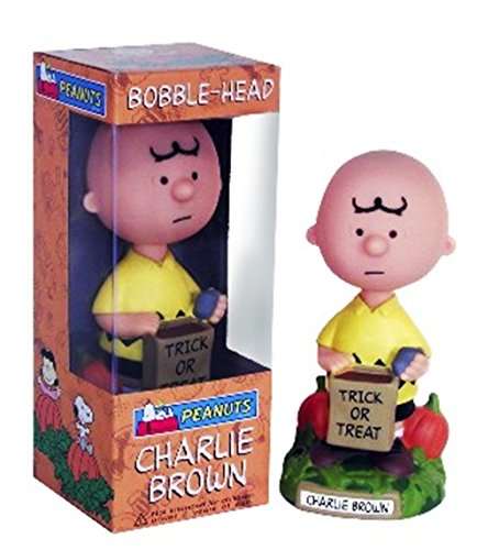 Peanuts Charlie Brown The Great Pumpkin Cabezon PVC 15cm de Funko