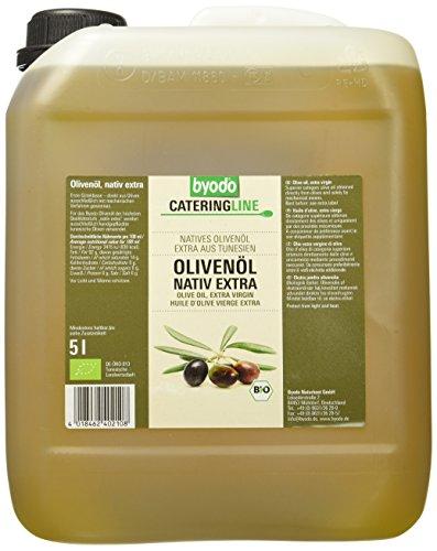 Byodo Bio Olivenöl nativ extra, 5 l