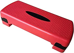 ZHAOHUI Foot Rest Hammock ZHAOHUI ABS Plastic Non-Slip Massage Surface Texture Under Desk Improves Posture And Circulation Yoga Gym (Color : Red)