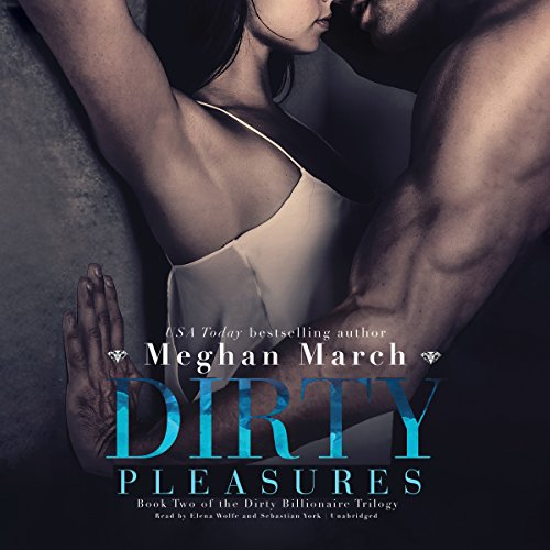 Dirty Pleasures audiobook cover art