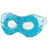 Feluna Gel-Augenmaske Entspannungsmaske Wellnessmaske für Kältetherapie Gelmaske Kühlmaske für...