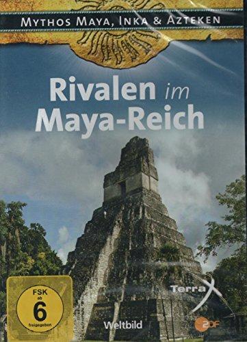 Rivalen im Maya-Reich - Mythos Maya, Inka und Azteken / DVD / Weltbild / Terra X
