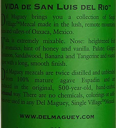 Del Maguey VIDA Mezcal (1 x 0.7 l) - 4