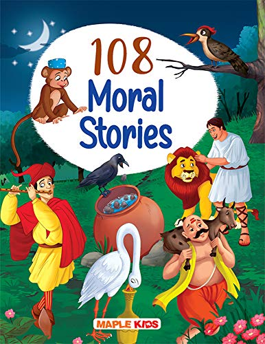 108 Moral Stories (Illustrated) for Children