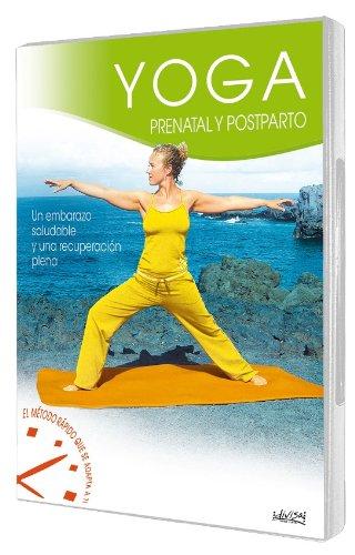 Especial yoga: Prenatal y posparto [DVD]