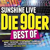 Sunshine Live-die 90er Best of