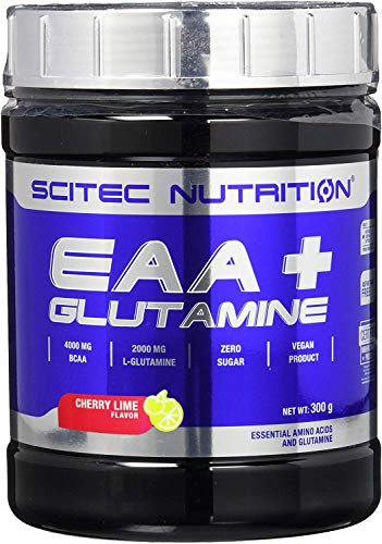EAA+Glutamine 300g cherry-lime