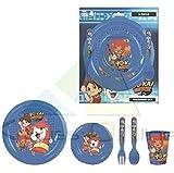 Yo-Kai reloj 4620bl-6667desayuno/almuerzo/cena Set