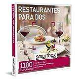 Smartbox - Caja Regalo Amor para Parejas - Restaurantes para Dos - Ideas Regalos Originales - 1 Comida o Cena para 2 Personas