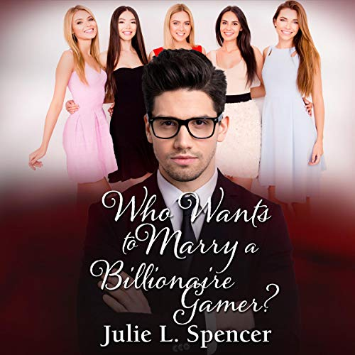 Who Wants to Marry a Billionaire Gamer? cover art