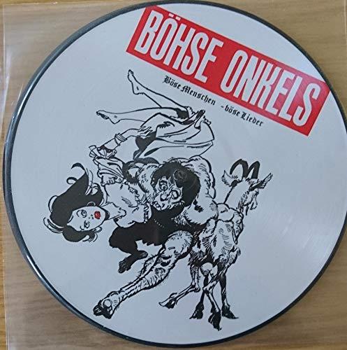 Böhse Onkelz - Böse Menschen böse Lieder LP, Picture Disc, Reissue, R.R.R.48