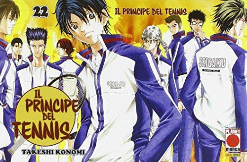 Il Principe Del Tennis 22