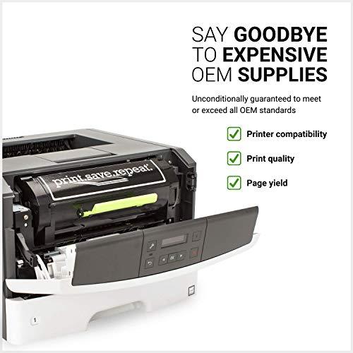 Print.Save.Repeat. Lexmark 701HK Black High Yield Remanufactured Toner Cartridge for CS310, CS410, CS510 [4,000 Pages] Photo #4