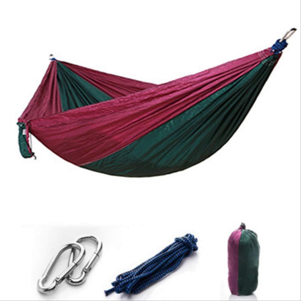 2x 25 cm Nylon Camping Sleeping Hammock bretelles Jardin Swing Hamac Corde Ceinture