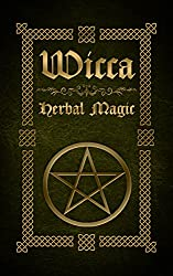 wicca herbal magic book cover