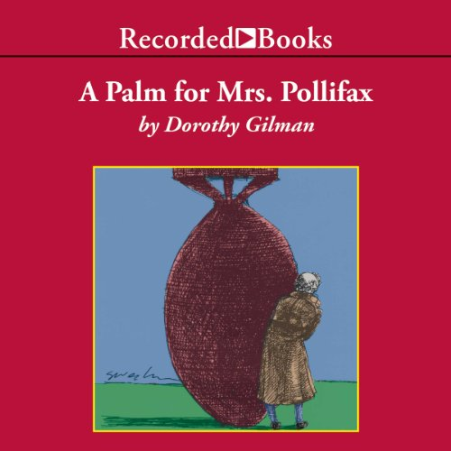 A Palm for Mrs. Pollifax cover art