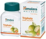 Himalaya Herbal <span class='highlight'>Triphala</span> 60 Veg Capsules - Trifala Digestion & Colon Cleanse