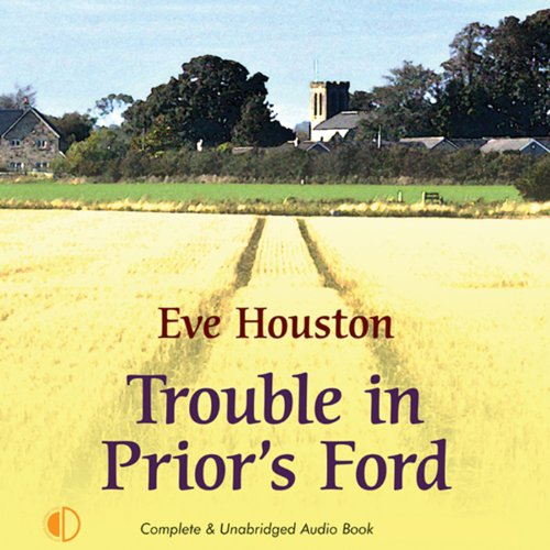 Trouble in Prior's Ford audiobook cover art