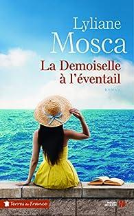 La demoiselle à l'éventail par Lyliane Mosca