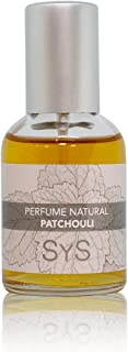 SyS Aromas Patchouli Perfume Pulverizador - 50 ml