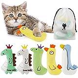 Dorakitten Cat Catnip Toys 5pcs ...