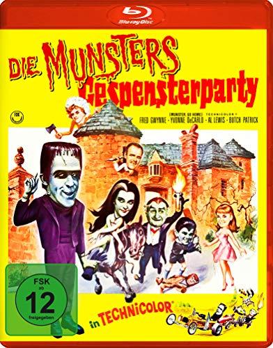 Die Munsters: Gespensterparty [Blu-ray]