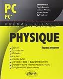 Physique PC/PC* Programme 2014