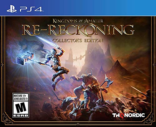 Kingdoms of Amalur Re-Reckoning Collector's Edition - PlayStation 4 - PlayStation 4 Collector's Edition