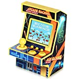 Super Mini (2.3×3.7×2.2in) Retro Arcade Game Arcade Game Machine GSGM-0422,Upgraded 1.8in Screen,152 Games, Best Electronic Gift for Kids