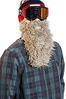 One Size fits all, Einheitsgröße durch größenverstellbaren Klettverschluss (geeignet für Männer, Frauen, Jungen und Mädchen) Nie mehr auf der Piste frieren, die Gesichtsmaske wärmt Gesicht, Hals, Ohren und Nackenbereich hervorragend Die atmungsaktive...