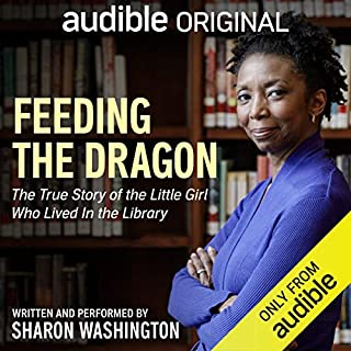 Feeding the Dragon audiobook cover art