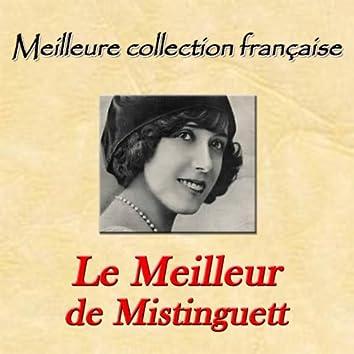 Meilleure collection française: le meilleur de Mistinguett