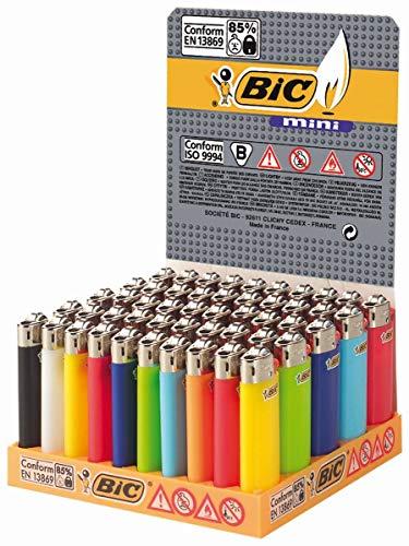 BIC Feuerzeuge Bic Mini Neutral