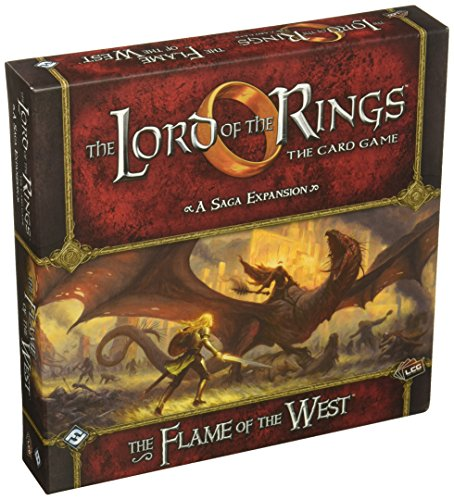 Lord of the Rings LCG: The Flame of the West Saga