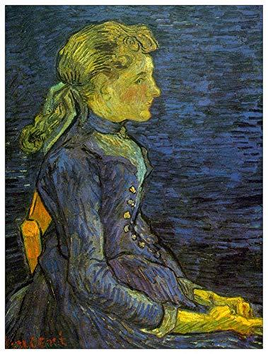 ArtPlaza Van Gogh Vincent-Dr Gachet Panel Decorativo, Madera MDF, Multicolor, 60x80 Cm