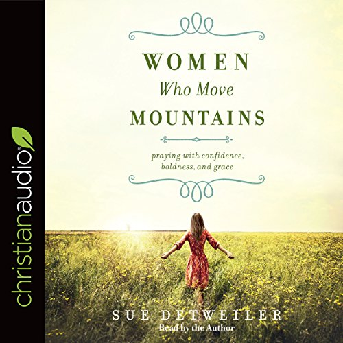 Women Who Move Mountains audiobook cover art