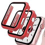 GeeRic 2PCS Pellicola Vetro Temperato Compatibile per Apple Watch 42mm Serie 3/2/1 HD Cover Resistente Urti Pellicola Copertura Completa Custodia Compatibile per Apple Watch 42mm Serie 1/2/3 Ross