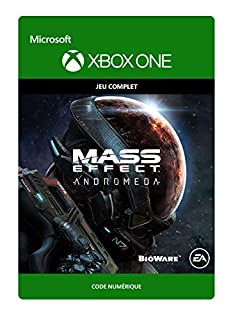 Mass Effect: Andromeda Standard Edition  [Xbox One - Code jeu à télécharger] (B01MTK1016) | Amazon price tracker / tracking, Amazon price history charts, Amazon price watches, Amazon price drop alerts