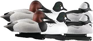 Greenhead Gear Over-Size Duck Decoy,Diver Duck Pack,1/2 Dozen