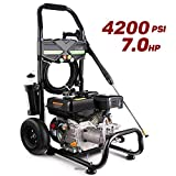 Best Pressure Washers - Pujua 4200PSI 2.8GPM Gas Pressure Washer Power Washer Review